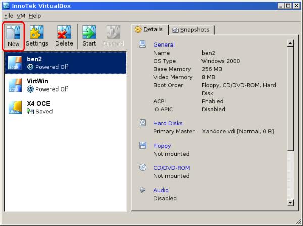 Klikit-Linux Wiki / How to install Windows in VirtualBox